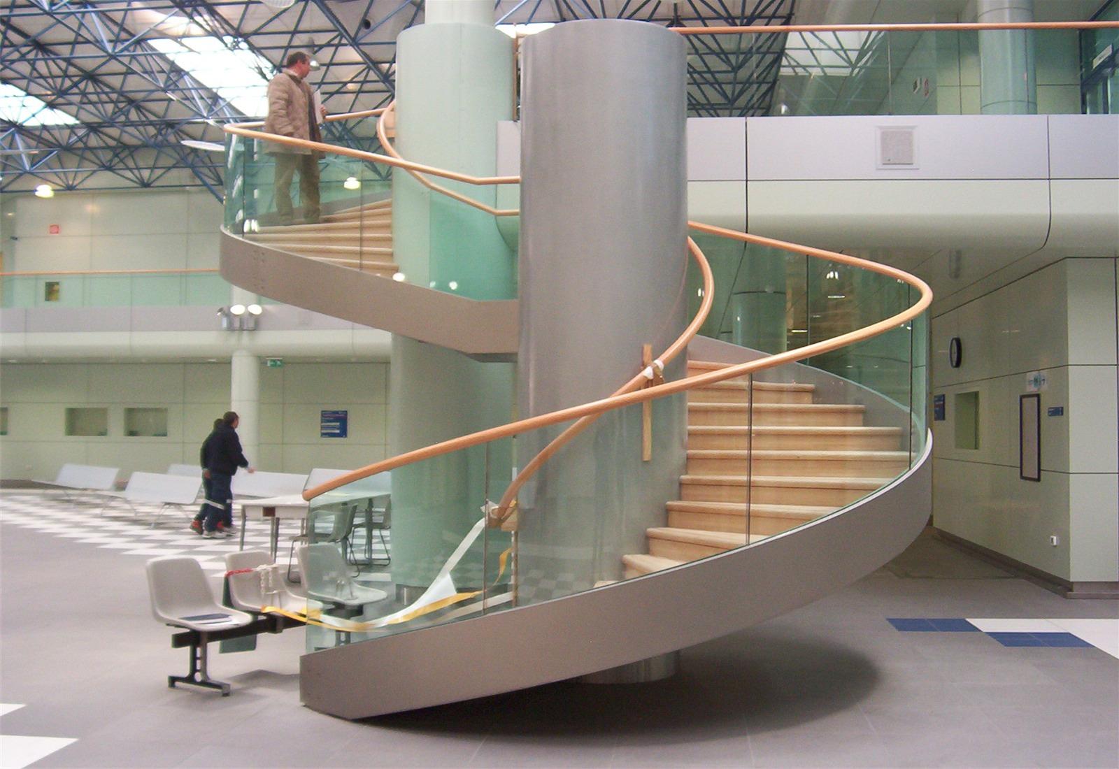 Ringhiere in acciaio per scale interne ringhiera indoor - Ringhiere in vetro per scale interne prezzi ...